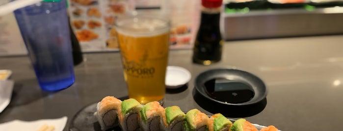 Hanabi Sushi & Rolls is one of Posti salvati di Blondie.