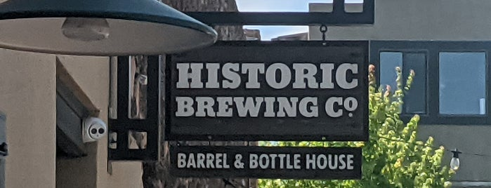 Historic Barrel + Bottle House is one of Lugares guardados de Bryan.