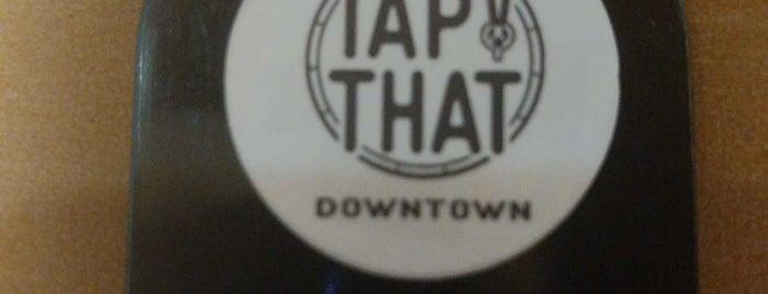 Downtown Phoenix is one of Phoenix to-do list.