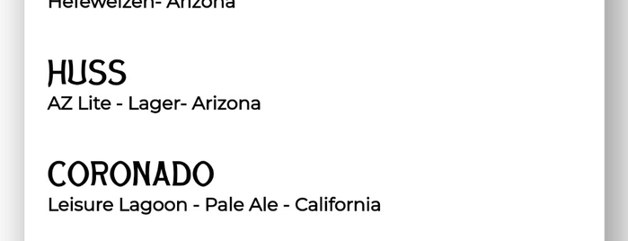 Scapegoat Beer and Wine is one of Scottsdale.