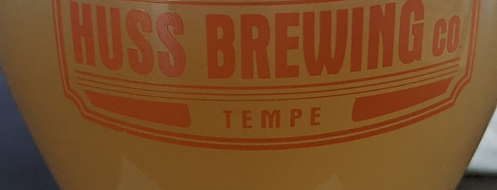 Huss Brewing Co. Taproom is one of Best of Phoenix.