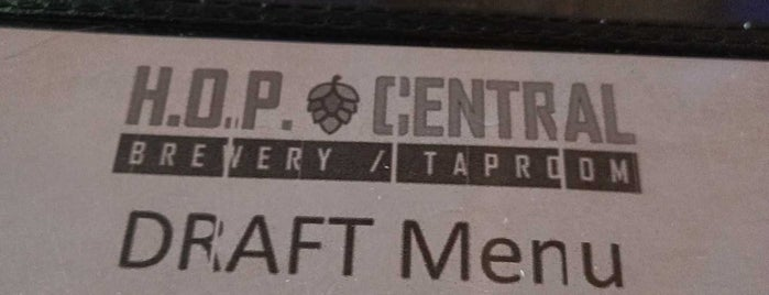 HOP Central Brewery and Taproom is one of Wishlist: Breweries/Bars/Pubs.