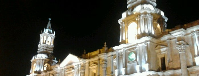 Plaza de Armas is one of 🇵🇪 Peru.