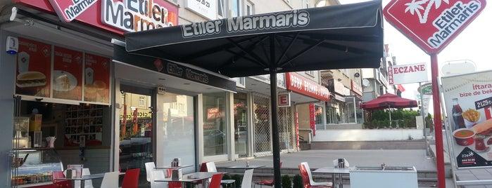 Etiler Marmaris is one of Tempat yang Disukai 平和.