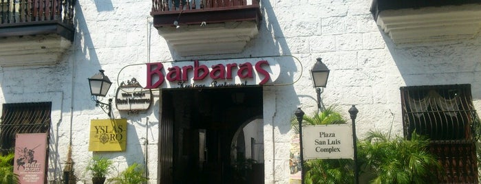 Barbara's Heritage Restaurant is one of Manila.