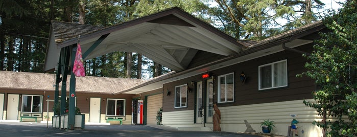 Great places to stay on Oregon coast