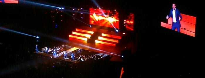 Auditorio Nacional Backstreet Boys. is one of LAdy majoretteさんのお気に入りスポット.