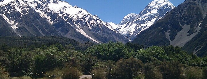 Aoraki Mount Cook Village is one of Новая Зеландия.