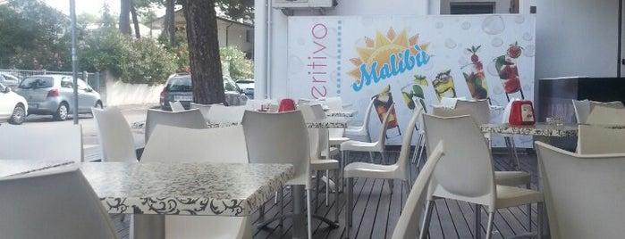 Malibu Café is one of Riviera Adriatica.