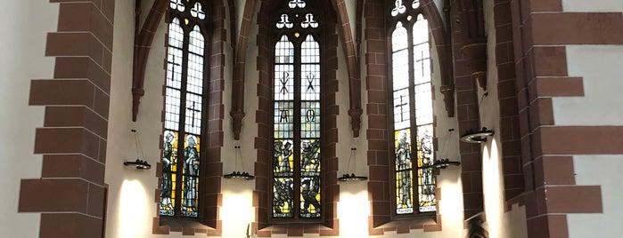 Alte Nikolaikirche is one of Frankfurt in a weekend.