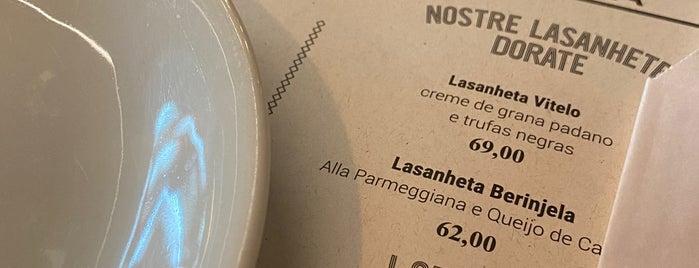 Modern Mamma Osteria is one of Italian.