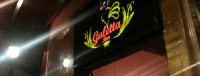 Galetta Bar is one of Botecagem SP.