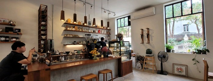 Gallery Drip Chiangmai is one of เชียงใหม่_3_Coffee.