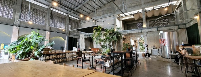 Tastecafe Atelier is one of เชียงใหม่_3_Coffee.