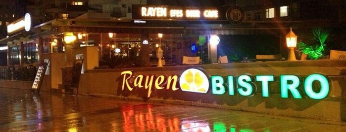 Rayen Bistro is one of antalya.