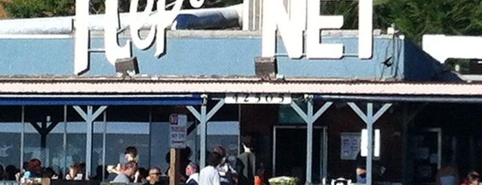 Neptune's Net is one of Malibu Adventure.