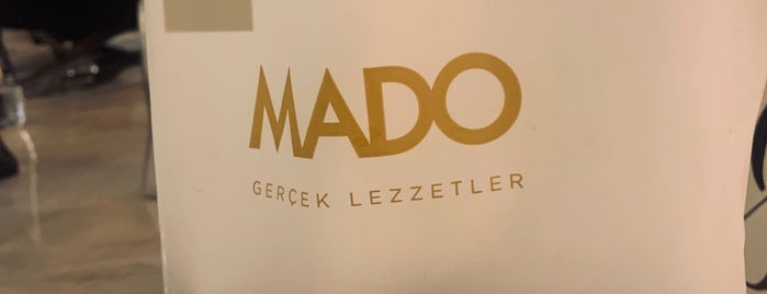 Kunefeci by Mado is one of Cafes.