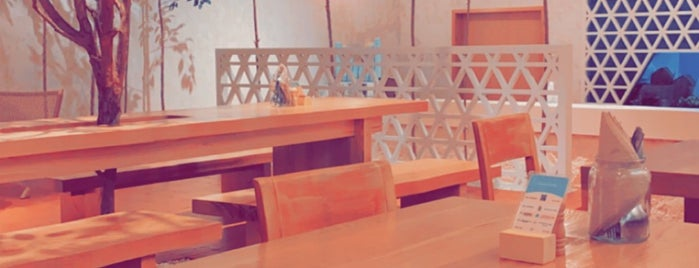 Terra's Table is one of Breakfast   Riyadh 🍳💛.