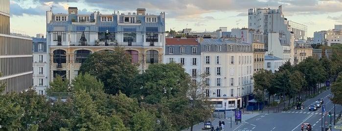 Le Bistrot des Campagnes is one of Paris.