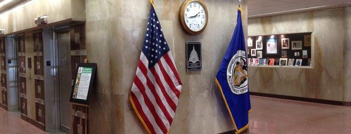 U.S Army Corps Of Engineers Headquarters is one of Washington, DC.