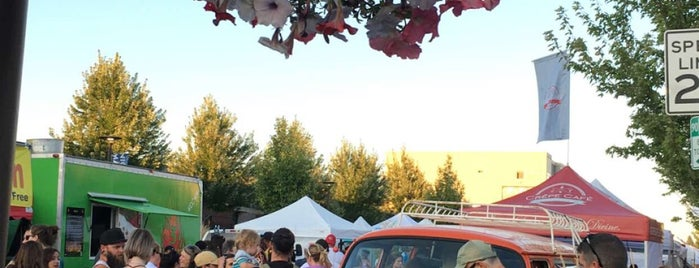 The Night Market is one of Joey D's 50 Favorite Spokane Spots.