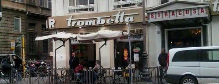 Trombetta is one of Roma.