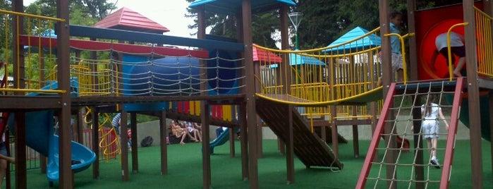 Parque Vitória is one of Orte, die Luis Enrique gefallen.