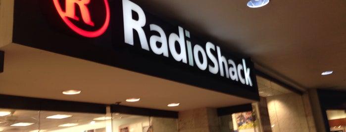 RadioShack is one of Gespeicherte Orte von D.