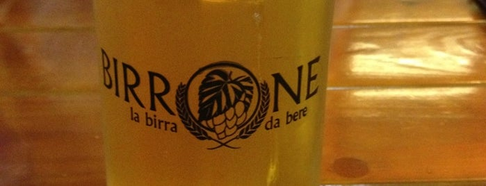 Il Birrone is one of สถานที่ที่บันทึกไว้ของ Mirko.