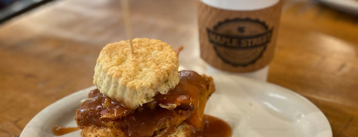 Maple Street Biscuit Company is one of Tampa.