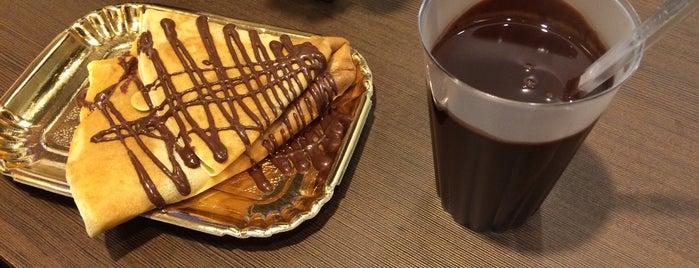 Venchi Cioccogelateria is one of Caffe/ Gelateria.