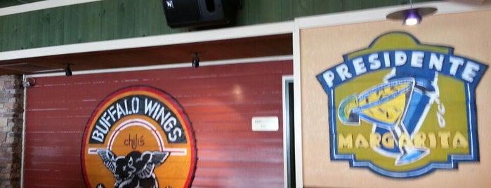 Chili's Bar & Grill - Yokosuka Navy Base is one of Locais salvos de Gardenia.