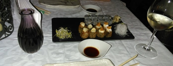 Ribas Sushi Bar is one of Best Japanese Restaurants in Portugal.