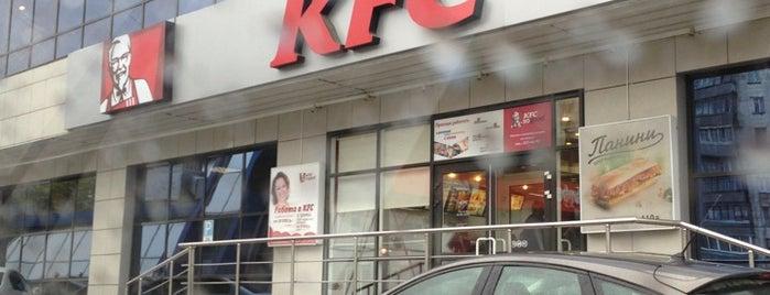KFC is one of Likes.