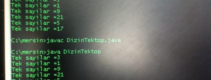 C ve Sistem Programcıları Derneği is one of Orte, die Bahadır gefallen.