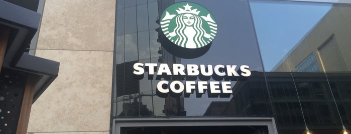 Starbucks is one of Tested Foods.