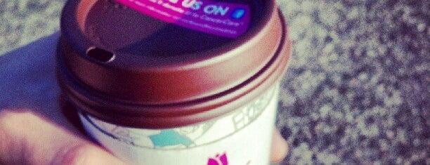 Caribou Coffee is one of Lieux qui ont plu à Kristen.