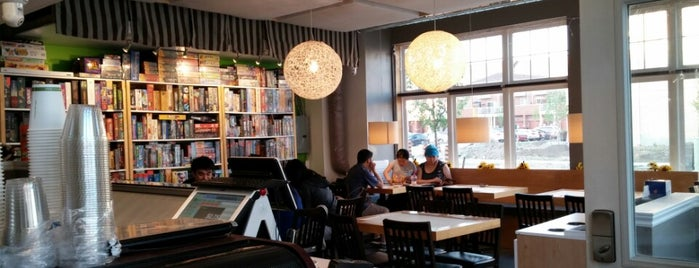 Chit-Chat-Play Board Game Café is one of Board Game Cafes.