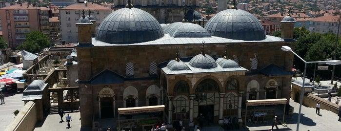 Çapanoğlu Camii & Müzesi is one of Tempat yang Disimpan Yasemin Arzu.