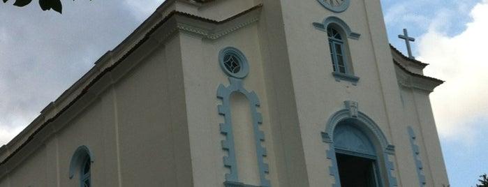 Igreja Matriz São Conrado is one of Locais salvos de Veronica.