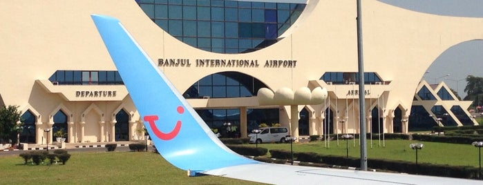 Banjul International Airport (BJL) is one of Airports I've been To.