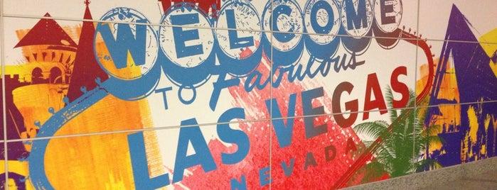 Harry Reid International Airport (LAS) is one of Las Vegas.