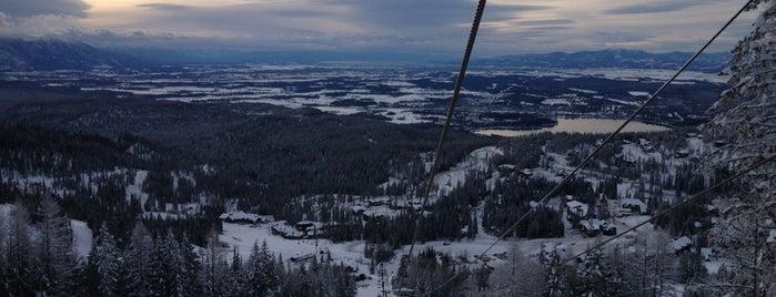 Whitefish Mountain Resort is one of Rockies trip.