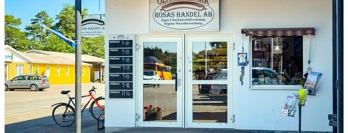 Rosas Handel is one of Anders'in Kaydettiği Mekanlar.