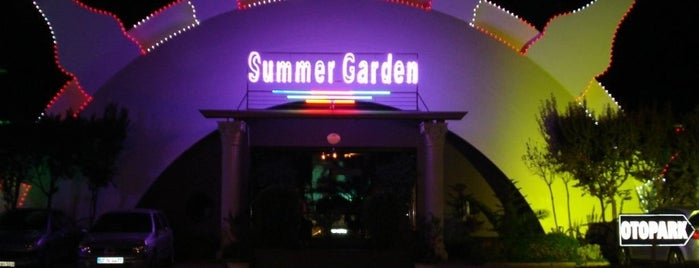 Club Summer Garden is one of Alanya Mekanlar.