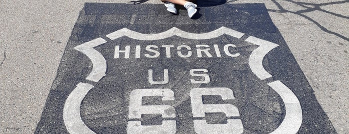 Route 66 Mother Road Museum is one of Vegas to LA.