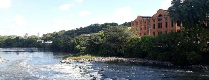 Ponte Estaiada (Irmãos Rebouças) is one of João Paulo 님이 좋아한 장소.