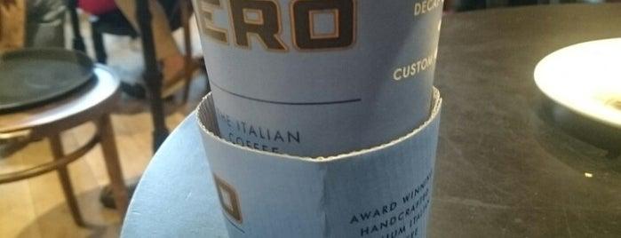 Caffè Nero is one of Rich'in Beğendiği Mekanlar.