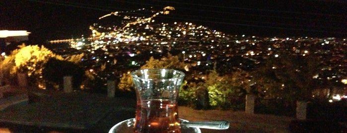Teras Cafe is one of antalya.