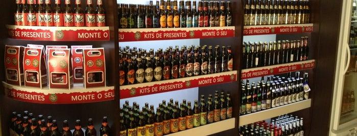 Mr. Beer Cervejas Especiais is one of Bares e Empórios em Porto Alegre.